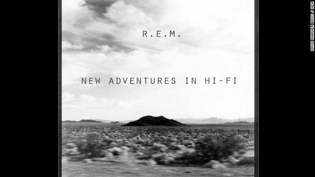 "With pieces recorded on the road during the band's rough 1995 tour, ""New Adventures in Hi-Fi"" might be R.E.M.'s most diverse-sounding record. ""Nothing epochal, and there's poetry in that,"" wrote Christgau, giving the album an A-minus."