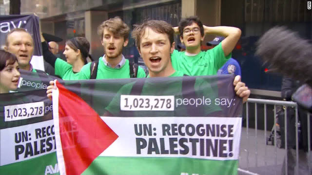 Los palestinos pedirán este viernes el reconocimiento de la ONU