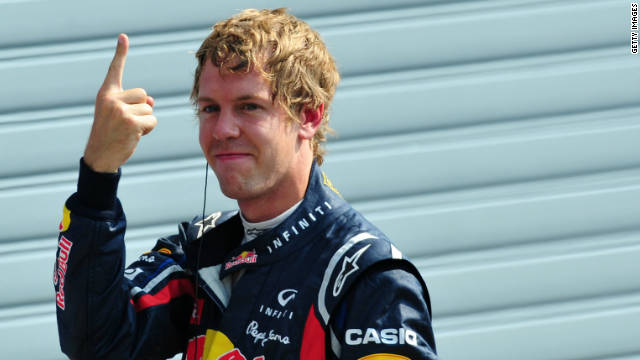 Red Bull's Sebastian Vettel has been the dominant force in the 2011 Formula One season. The German has claimed nine race wins out of 14 so far this season, and just one more point will be enough to secure him a second world championship.