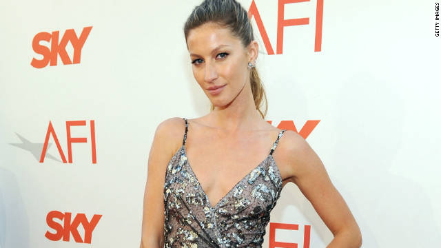 Gisele Bündchen gets out of a speeding ticket