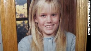 A picture of Jaycee Dugard before she was kidnapped sits framed in her stepfather\'s home.