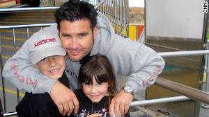 San Francisco Giants fan Bryan Stow was beaten outside of Dodgers Stadium on March 31, 2011.
