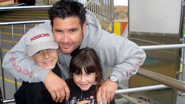 San Francisco Giants fan Bryan Stow, 42, was beaten outside Dodger Stadium on March 31.
