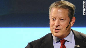 Former Vice President Al Gore will interview Sean Parker of Napster and Facebook fame at SXSW on Monday.