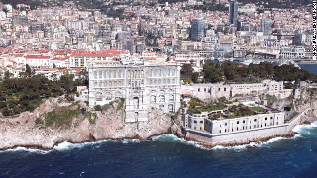 Monaco is synonymous with style and luxury, with spectacular views almost anywhere you go.