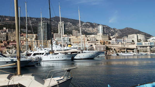 Park your yacht in the beautiful harbor and make the most of its concierge service.