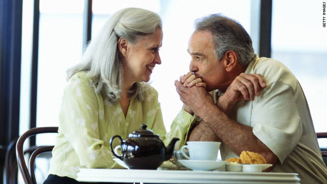 No matter the age, you're never too old for dating.