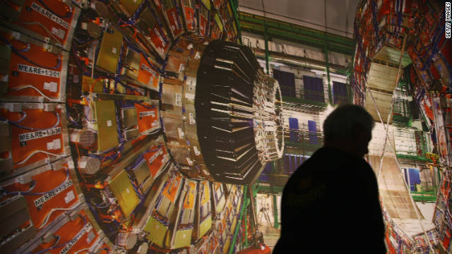 Smash! The Large Hadron Collider will re-awaken in 2015 -- but scientists anticipate discoveries about dark matter before then. The mysterious matter, which scientists believe accounts for 24% of the universe, has only been detected by its gravitational effect so far. We could know more later this year...