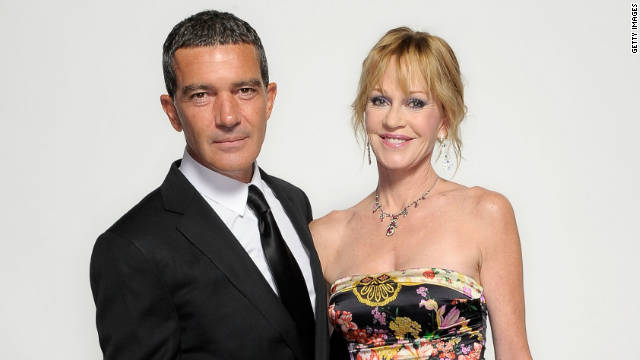 Antonio Banderas on Melanie Griffith's recovery