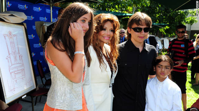 Prince Jackson to make first solo appearance in Berlin