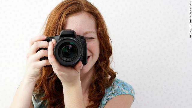 What you take photos of may not be the same as what your brain remembers.