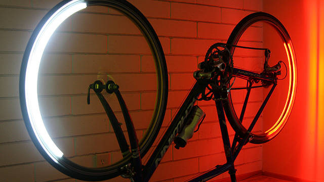 The San Francisco-based founders of Revolights hope to improve safety of cyclists with their revolutionary new design