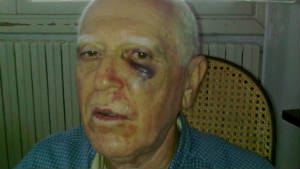 Dr. Mamoun Jandali was bound, gagged and beaten by three men in July.