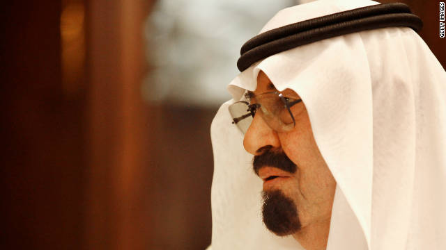 Saudi Arabia's King Abdullah says women will be allowed to run in council elections.