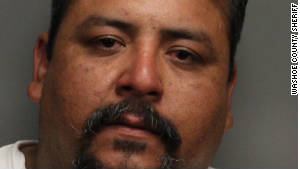 Cesar Villagrana faces charges including assault with a deadly weapon in a brawl Friday night in Sparks, Nevada.