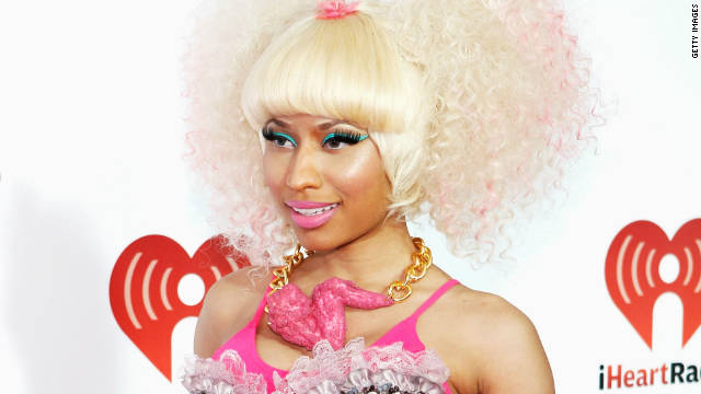 Nicki Minaj, Jesse McCartney to help teens 'Wake Up'