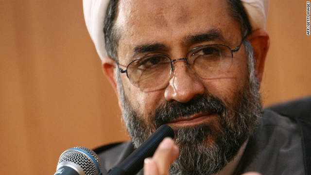 Iranian Intelligence Minister Heydar Moslehi said the BBC was a company devoted to