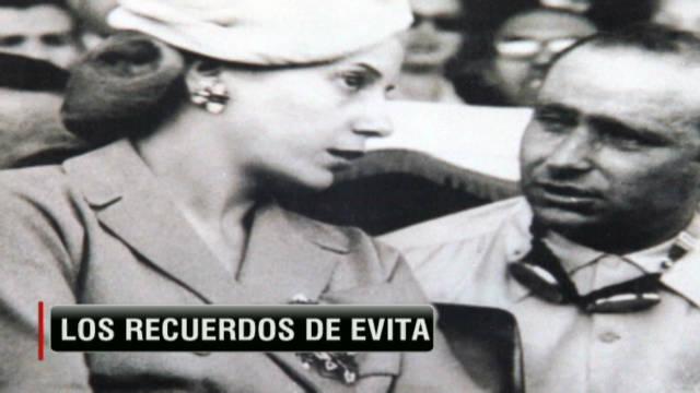 """Raymont: """"Perón era el típico machista que utilizó a Eva"""""""