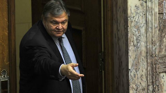 Grecia confirma que no someterá a referéndum el plan de rescate