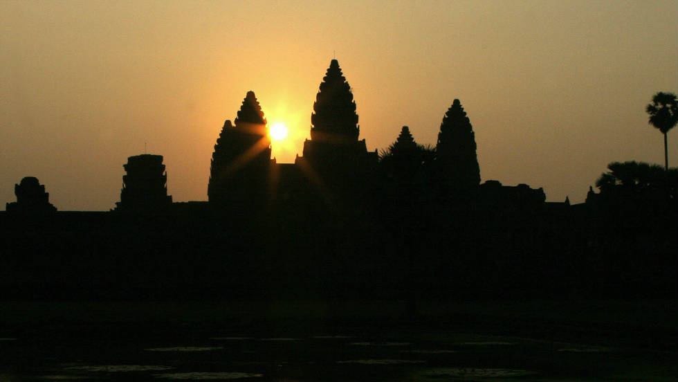 4. Siem Reap (Camboya)