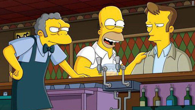'The Simpsons' not quite like 'The Simpsons'