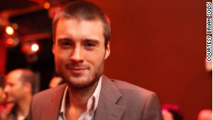 Pete Cashmore is the founder and CEO of Mashable.com