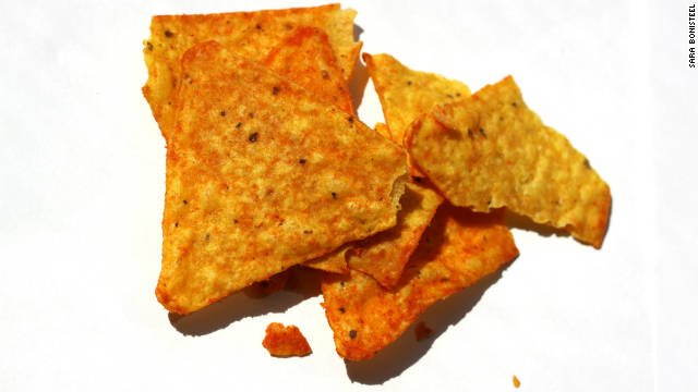 Doritos inventor to be buried with the snack that made him famous