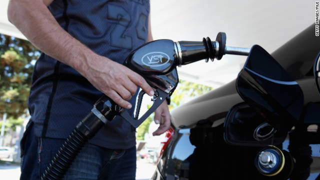 The price of gas has increased 12 cents over the past three weeks, according to the Lundberg Survey.