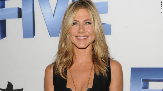 Jennifer Aniston buys pricey painting for Haiti?