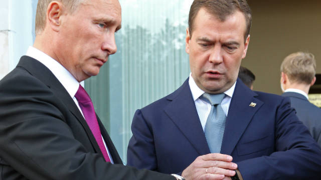 Don't panic over Putin