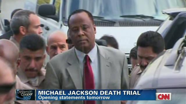 Comienza el juicio al médico de Michael Jackson