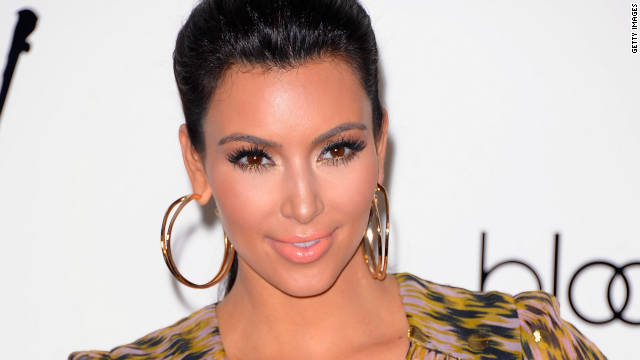 Kim Kardashian voted most annoying celeb