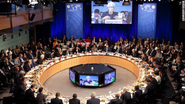 OPINIÓN: El FMI y el Banco Mundial  buscan alternativas a la crisis económica