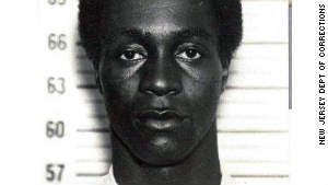 An undated mugshot of Wright.