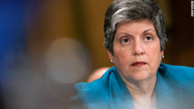 Napolitano defends record at DHS as she prepares to step down