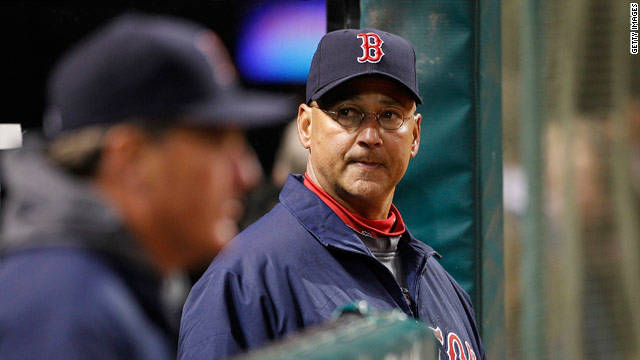 Francona out as Red Sox manager