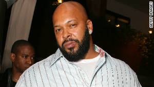 Less than an ounce of marijuana was found in Suge Knight's car, police said.