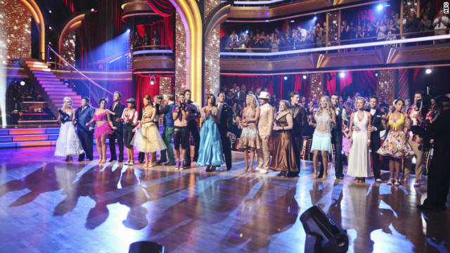 The next eliminated contestant on 'DWTS' is...