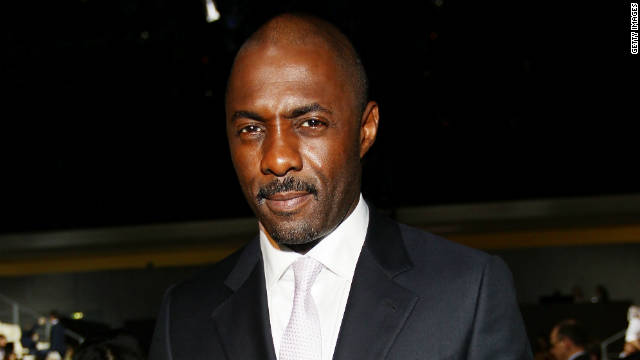 Idris Elba: I'd consider playing James Bond