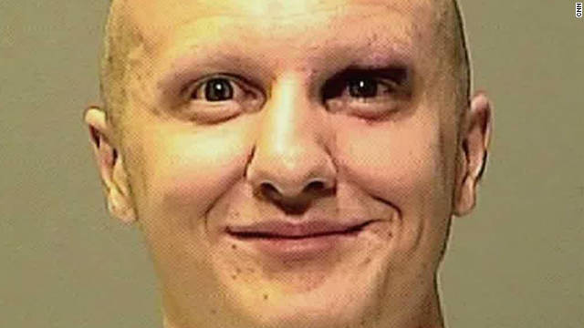 Loughner sentenced to life in prison without parole
