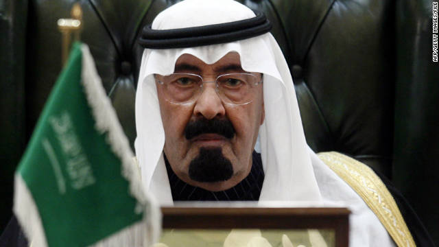 Saudi King Abdullah announced greater political participation for women earlier this week.