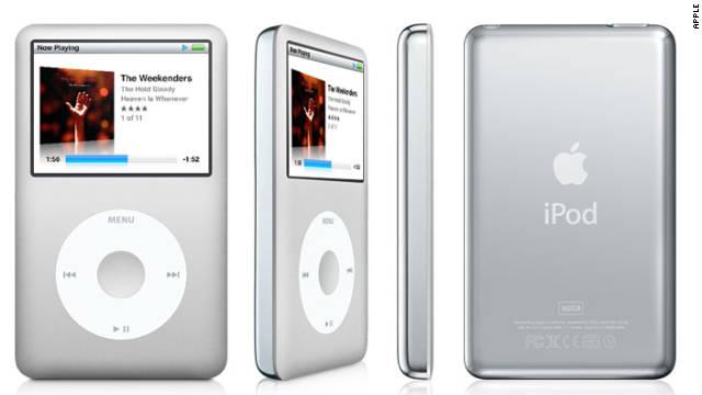 Apple borró música de usuarios de iPod sin avisarles