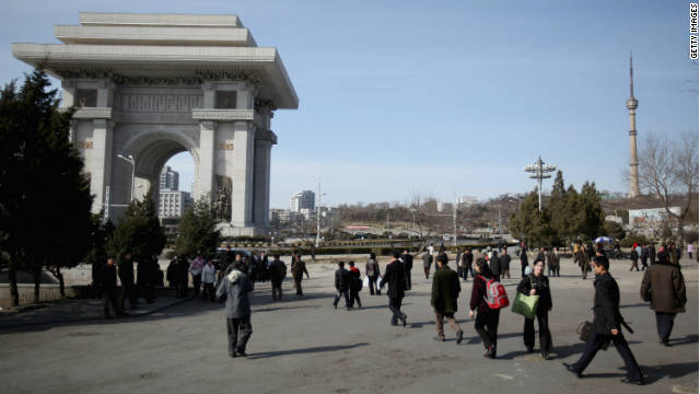 North Korea's capital Pyongyang, like Paris, has an