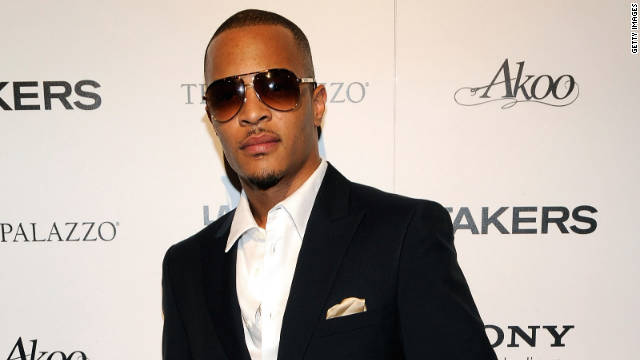 Rapper T.I. was released from an Atlanta halfway house Thursday.