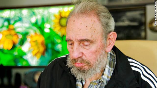 Fidel Castro se burla de Obama y ataca la política contra Cuba