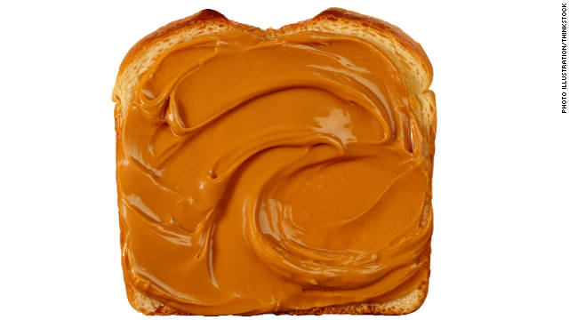 Check your cupboards for tainted nut butter