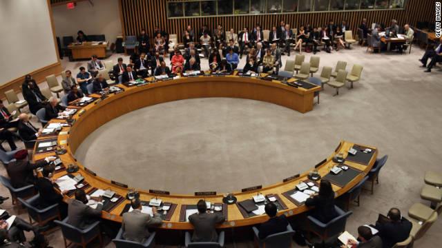 La ONU tendrá el informe sobre un estado palestino en dos semanas