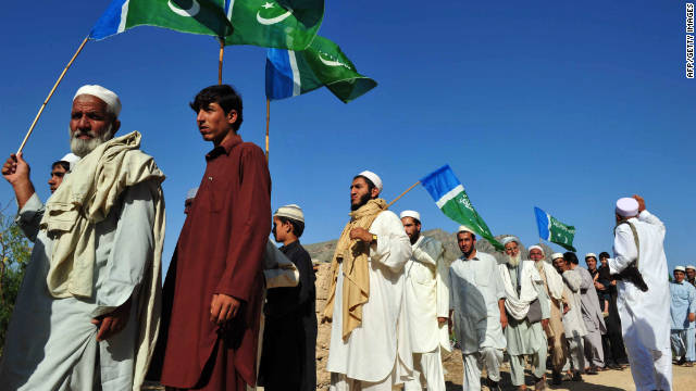 Pakistani tribesmen have threatened the U.S. with holy war if it takes action against Haqqani extremists on the Afghan border.