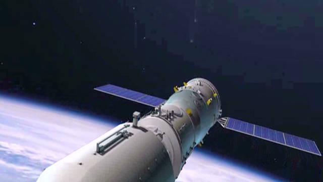 China lanza al espacio un «Palacio Celestial»