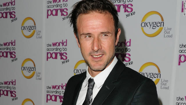David Arquette dating Joe Francis's ex-wife
